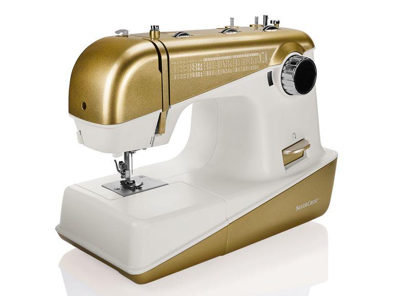 Maszyna do szycia lidl czyli silvercrest ma wielu zwolennik w for Machine a coudre 2016 lidl