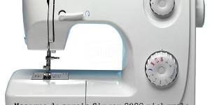Singer 8280 - tania, kompaktowa, funkcjonalna maszyna