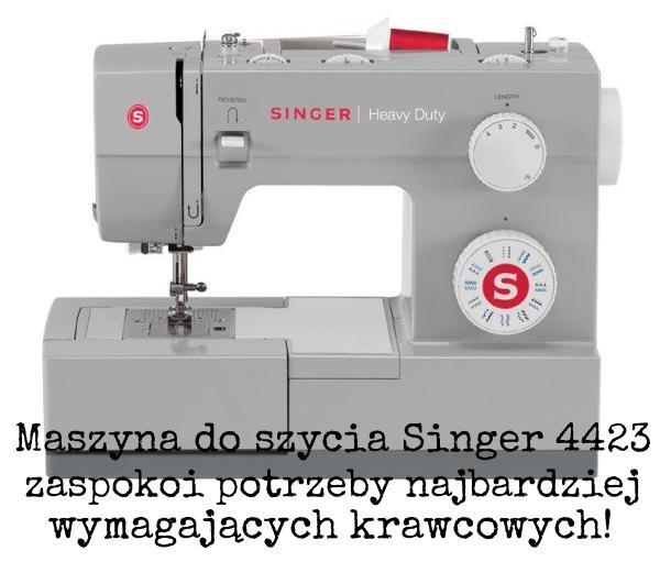 maszyna do szycia singer 4423
